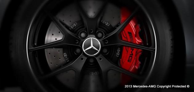 Mercedes-AMG teaser-SLS Final Edition