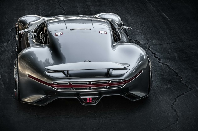 Mercedes-Benz AMG Vision Gran Turismo-rear