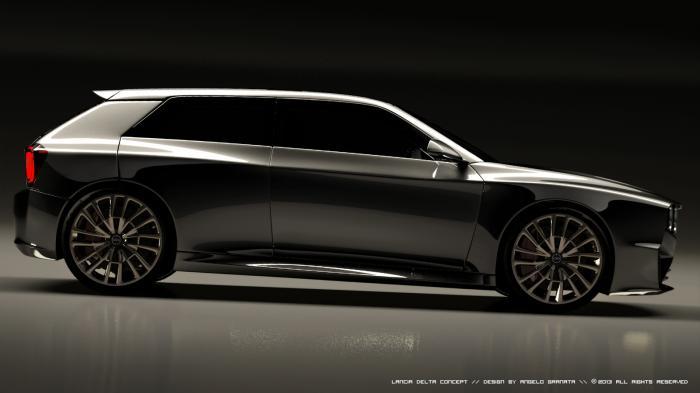 New Lancia Stratos - latest pics | Autocar