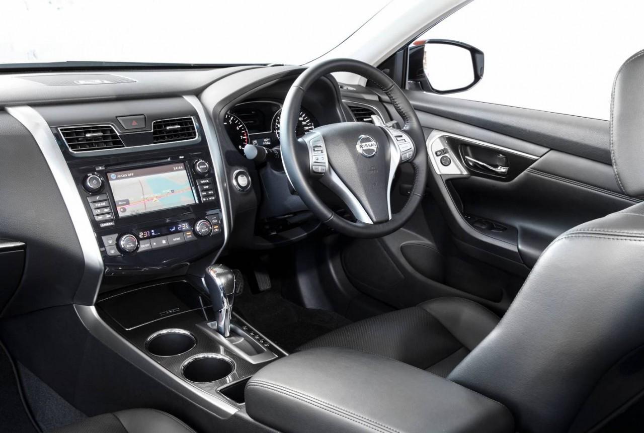 Nissan Altima On Sale In Australia From 29 990 Performancedrive