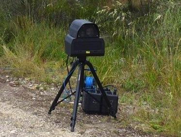 South Australia police speed camera