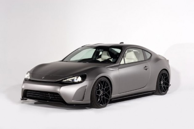 Urban GT Sports Coupe Scion FR-S-2013 SEMA