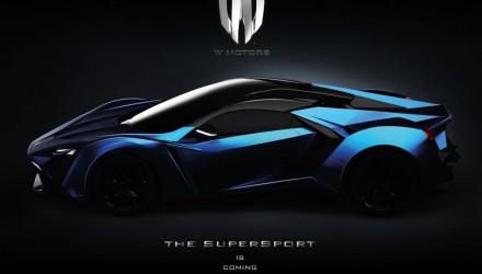 W Motors Lykan SuperSport preview
