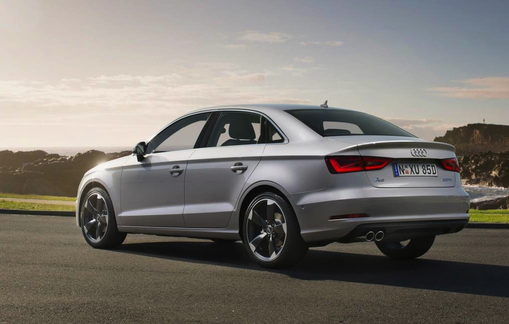 audi a3 sedan on sale in australia from 39 800. Black Bedroom Furniture Sets. Home Design Ideas