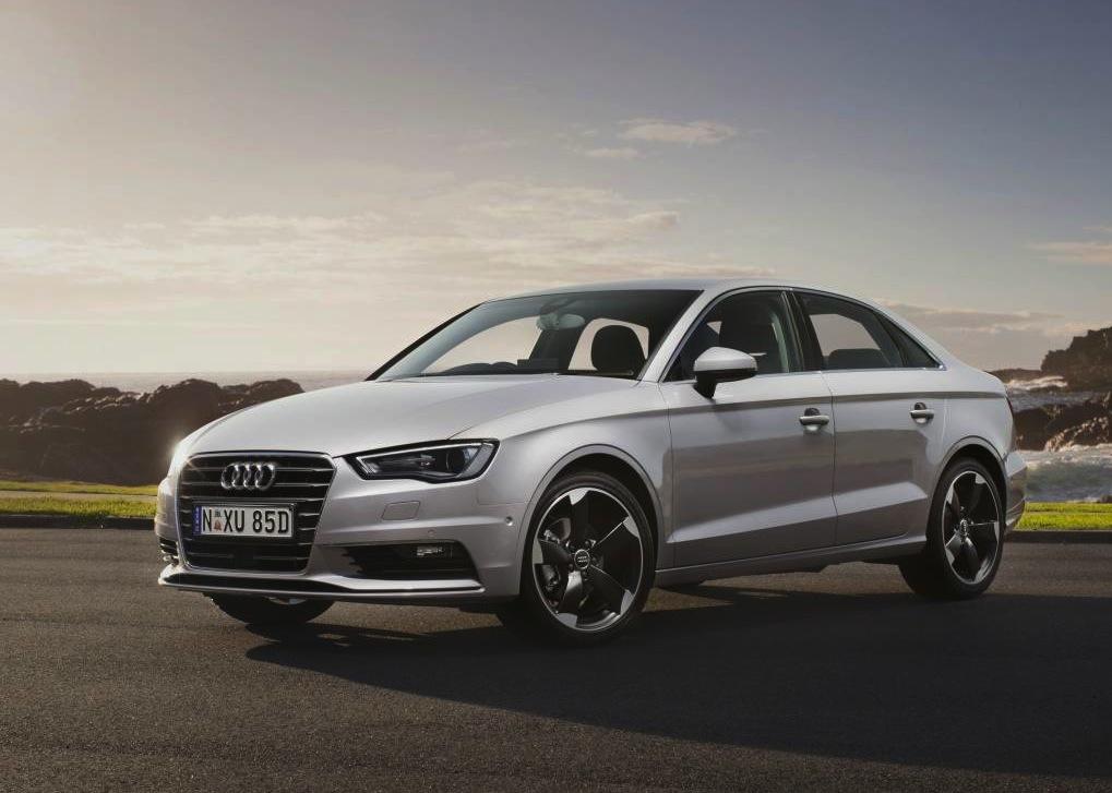 Audi A3 sedan on sale in Australia from $39,800