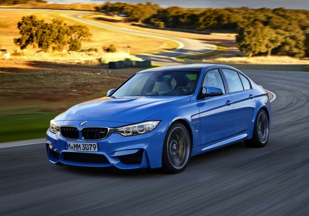 2014 BMW M3