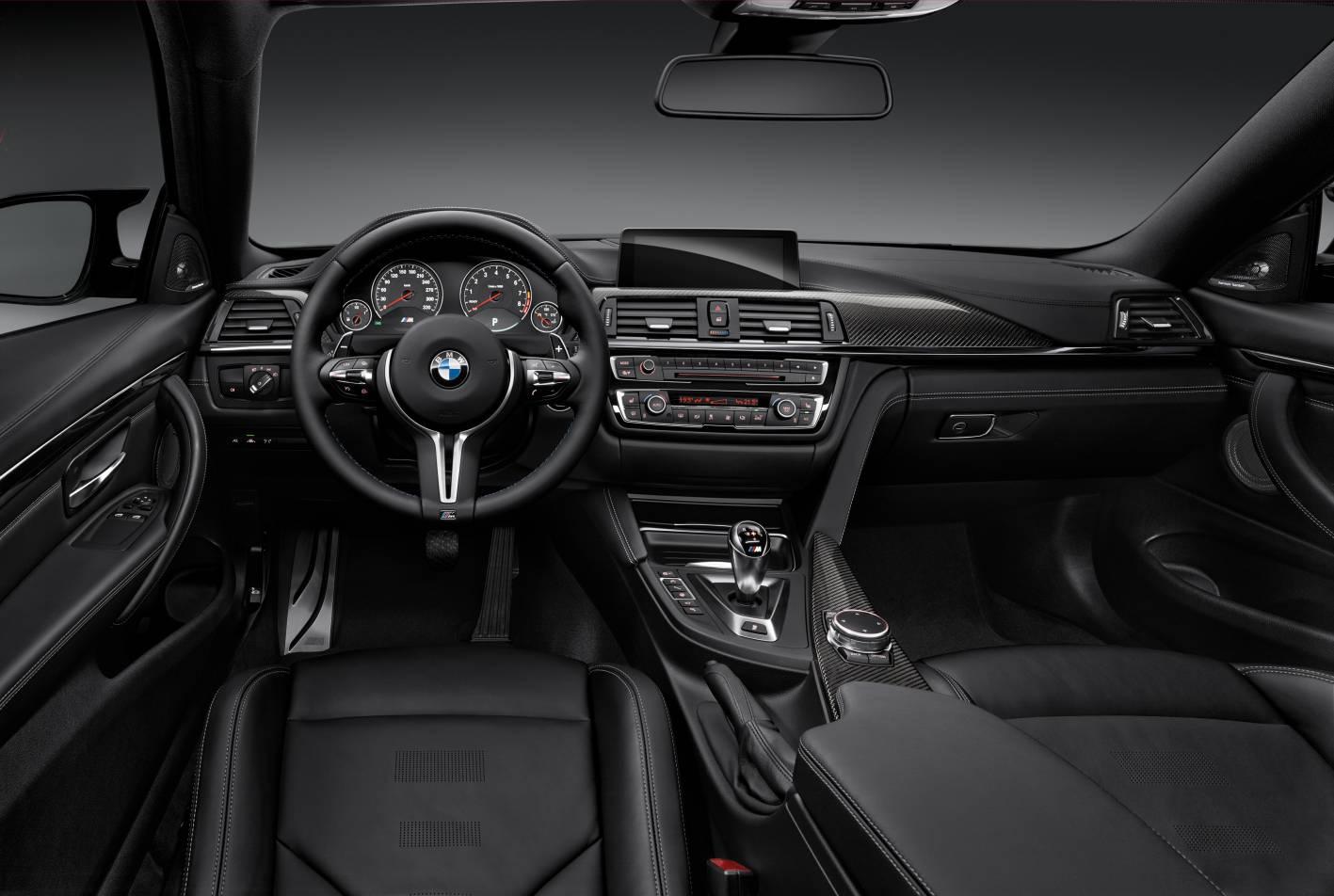BMW M Coupeinterior - 2014 bmw m4 msrp