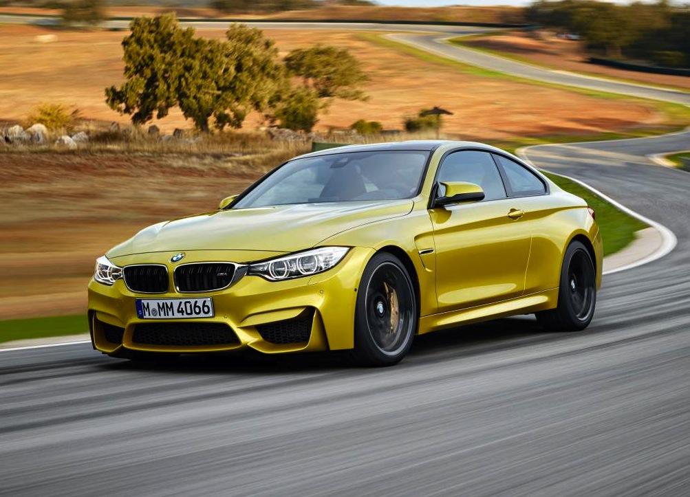 BMW M M Revealed Lighter Quicker More Efficient - 2014 bmw m4 msrp