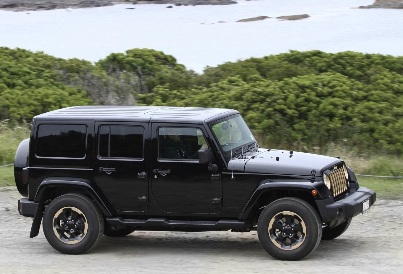 2014 Jeep Wrangler Dragon Edition On Sale From 51 000