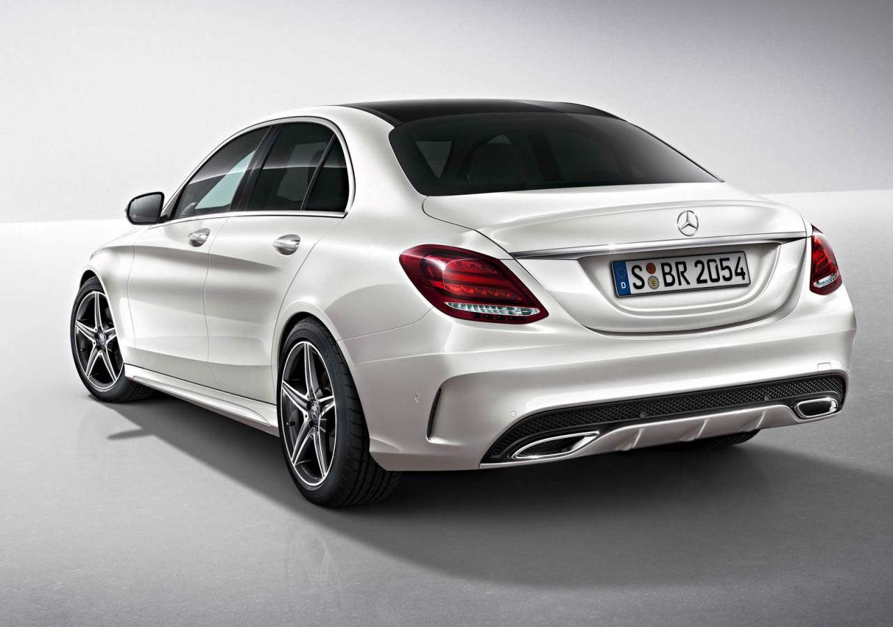 2015 mercedes benz c 63 amg to feature 4 0tt v8 report for Mercedes benz v8 amg
