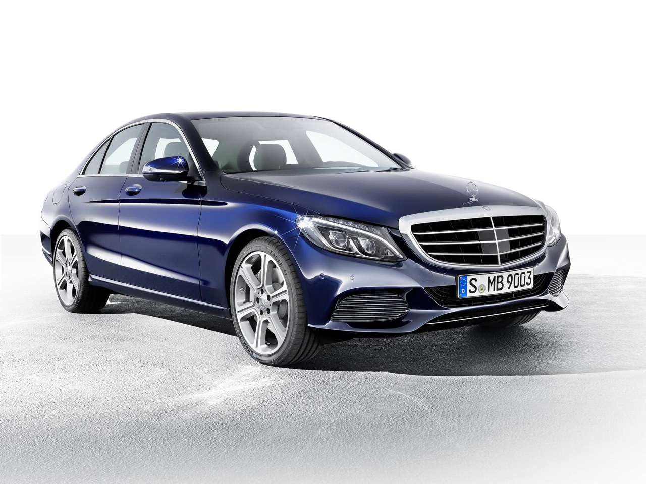 2014 mercedes benz c class revealed official