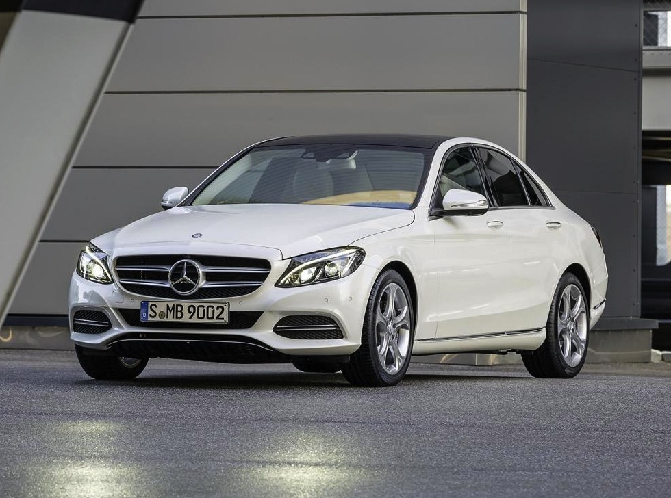 2014 mercedes benz c class revealed official. Black Bedroom Furniture Sets. Home Design Ideas
