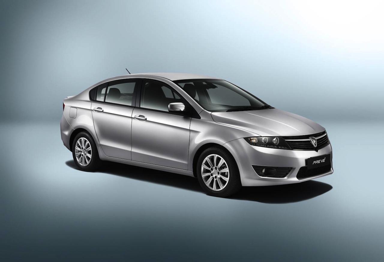 new car releases in australia 20142014 Proton Preve GXR on sale in Australia from 23990