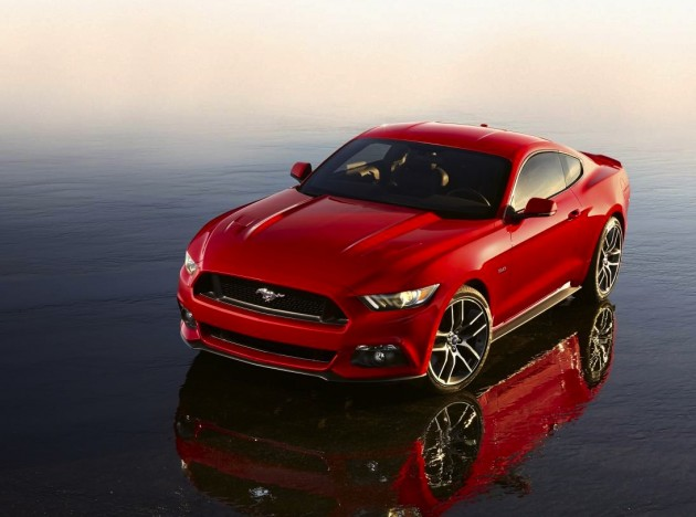 2015 Ford Mustang 2