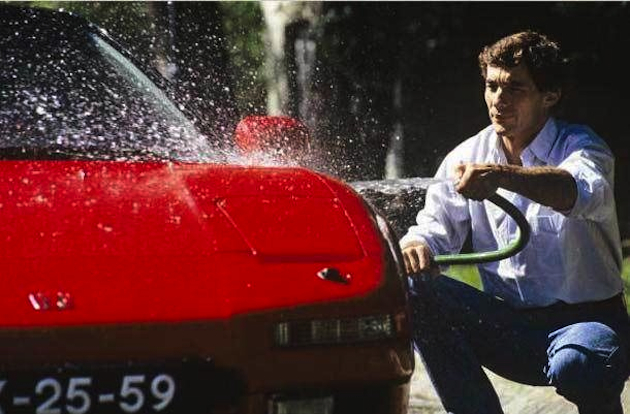 Ayrton Senna NSX