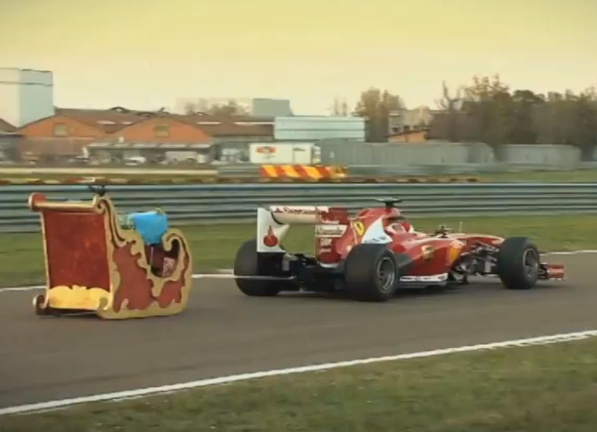 Ferrari f1 archives performancedrive for Ferrari christmas