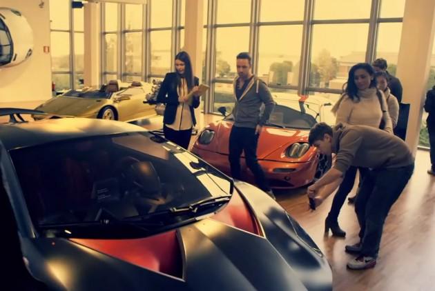 Lamborghini Gallardo successor-teaser