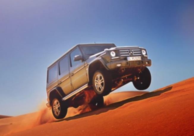 Mercedes benz g class photo shoot looks like lots of fun for Mercedes benz that looks like a jeep