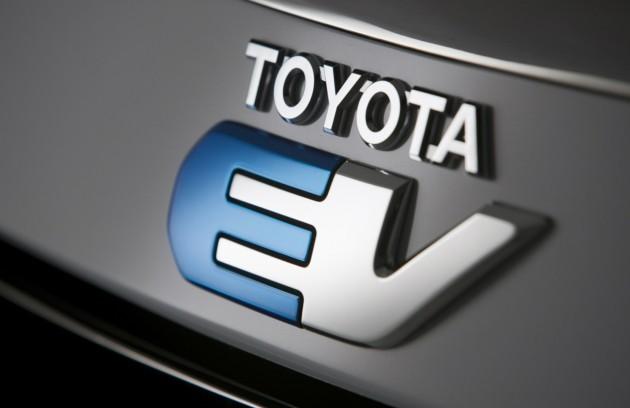 Toyota Electric Vehicle