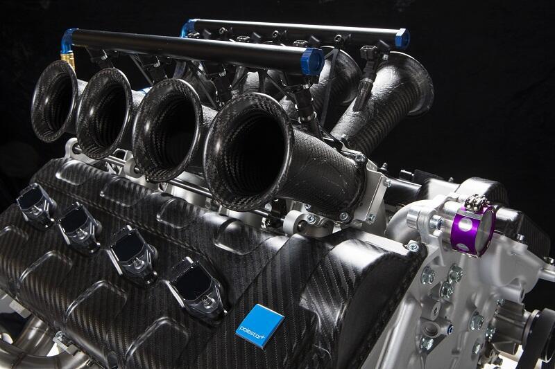 Volvo S60 Polestar >> Volvo S60 V8 Supercar engine revealed | PerformanceDrive