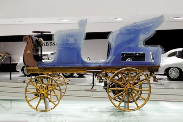 1898 Porsche P1 Egger-Lohner C2 Phaeton