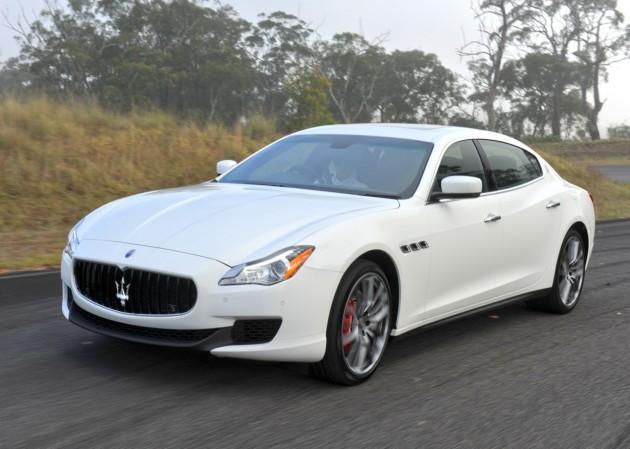 2014 Maserati Quattroporte S V6