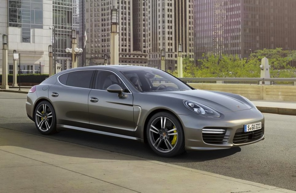 Porsche Panamera junior 'Pajun' back on the agenda – report