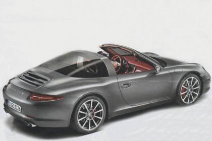 991 Porsche 911 Targa-maybe