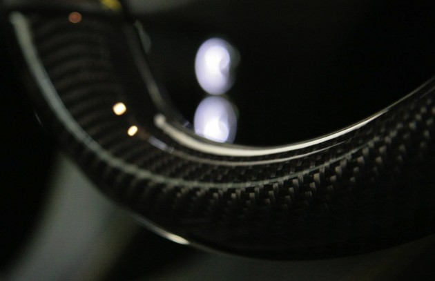 Arash Cars supercar steering wheel teaser