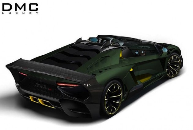 DMC Lamborghini Aventador LP1200-4R