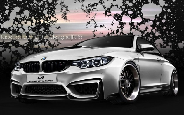 Duke Dynamics BMW M4