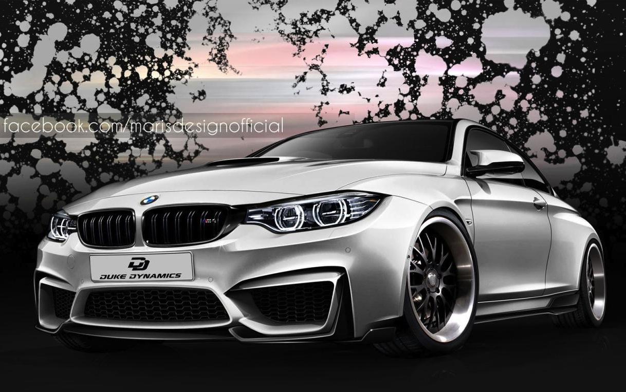 duke dynamics previews bmw m4 tuning package performancedrive. Black Bedroom Furniture Sets. Home Design Ideas