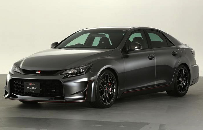 Gazoo Racing Toyota Mark X makes us jealous