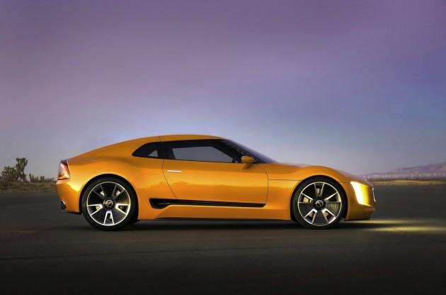 Kia GT4 concept-side