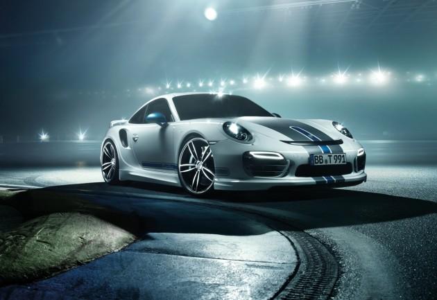 TECHART 991 Porsche 911 Turbo