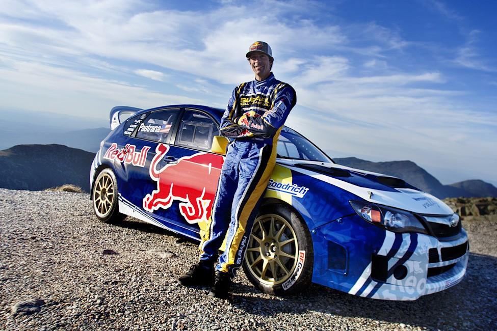 Travis Pastrana Subaru Sti