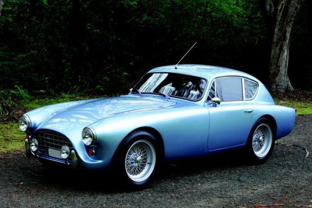 1960 AC Acera-Bristol Coupe
