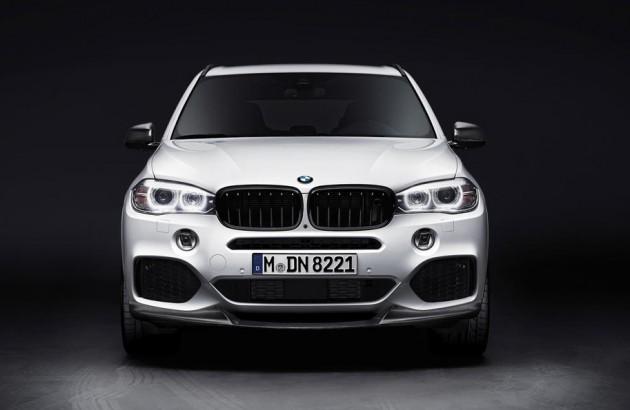 2014 BMW X5 M Performance-front bumper bar