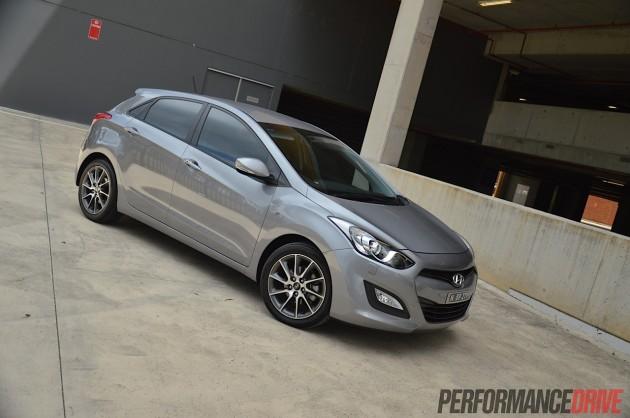 2014 Hyundai i30 SR-Hyper Silver