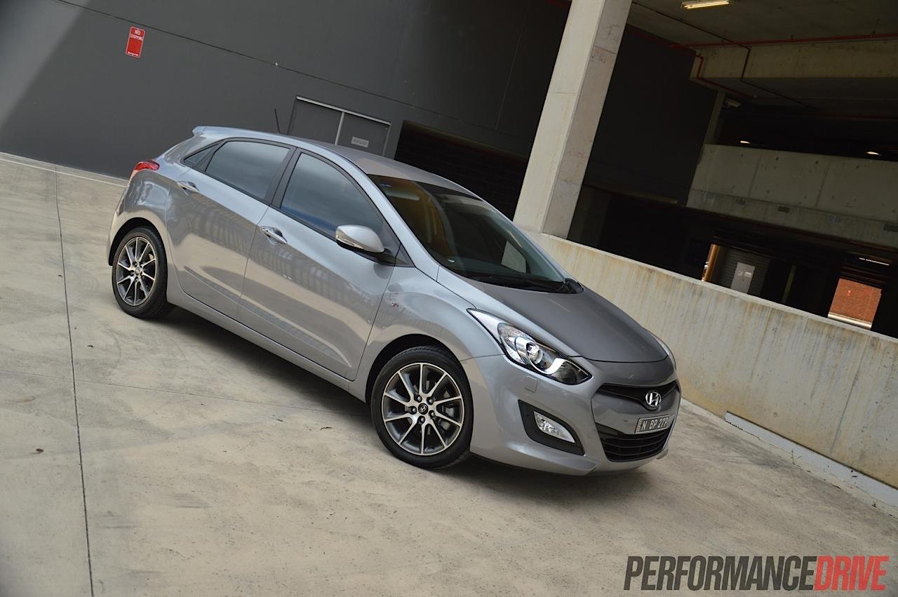 2014 Hyundai I30 Sr Hyper Silver