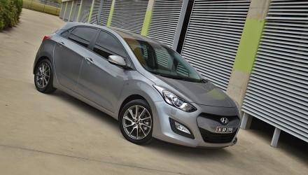 2014 Hyundai i30 SR-PerformanceDrive