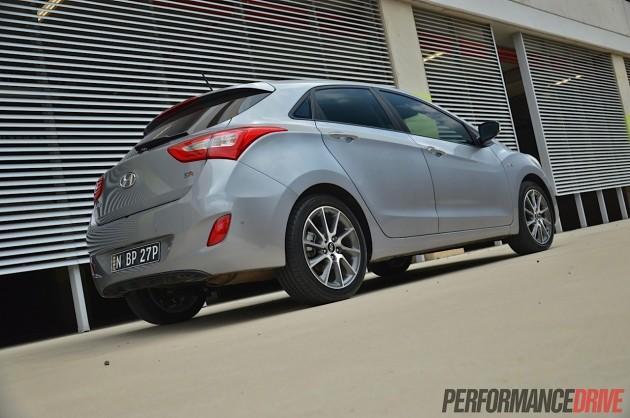 2014 Hyundai i30 SR-back