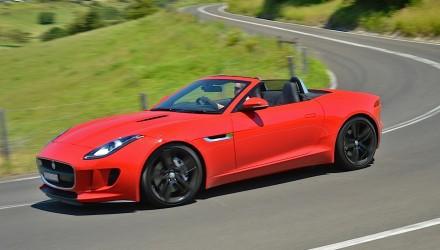 2014 Jaguar F-Type V6-PerformanceDrive