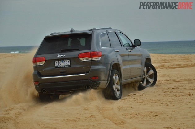2014 Jeep Grand Cherokee Limited-PerformanceDrive