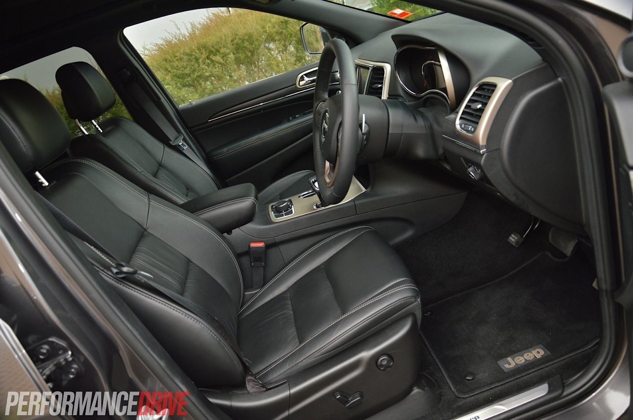 2014 jeep grand cherokee limited front seats. Black Bedroom Furniture Sets. Home Design Ideas