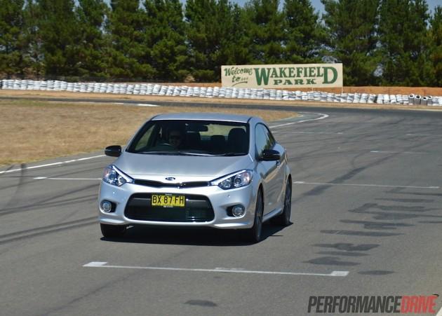 2014 Kia Koup Turbo-Wakefield Park