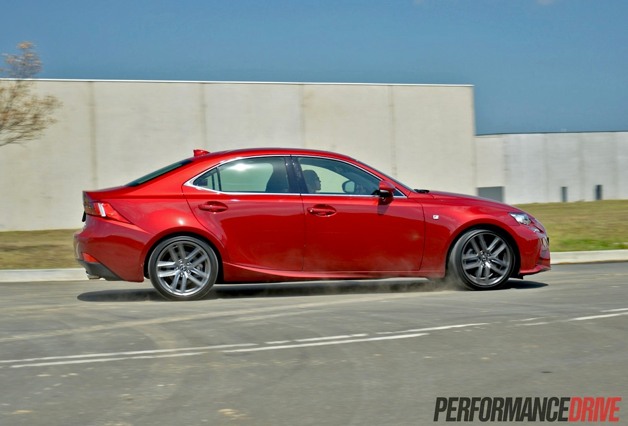 2014 Lexus Is 350 Performance Review