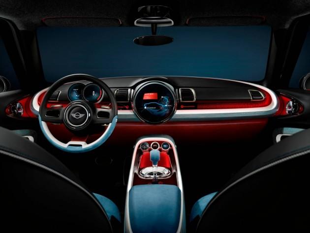2014 MINI Clubman Concept-interior