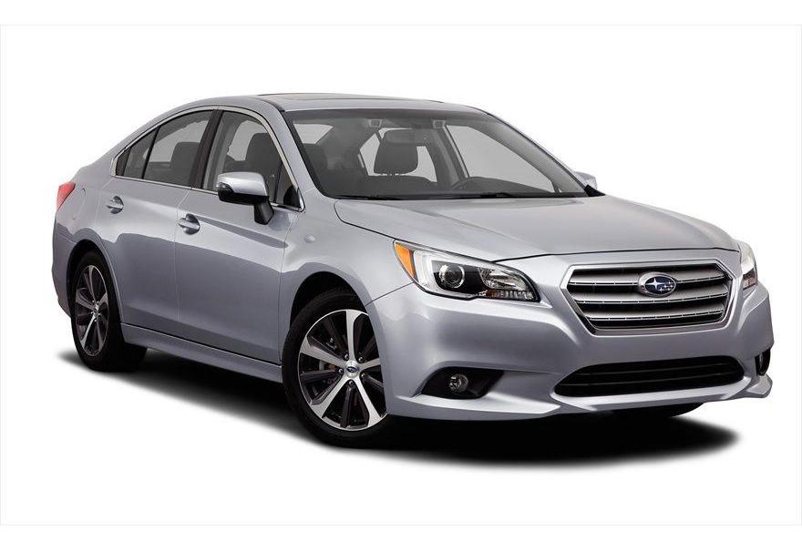 2015 Subaru Liberty revealed, unexciting design