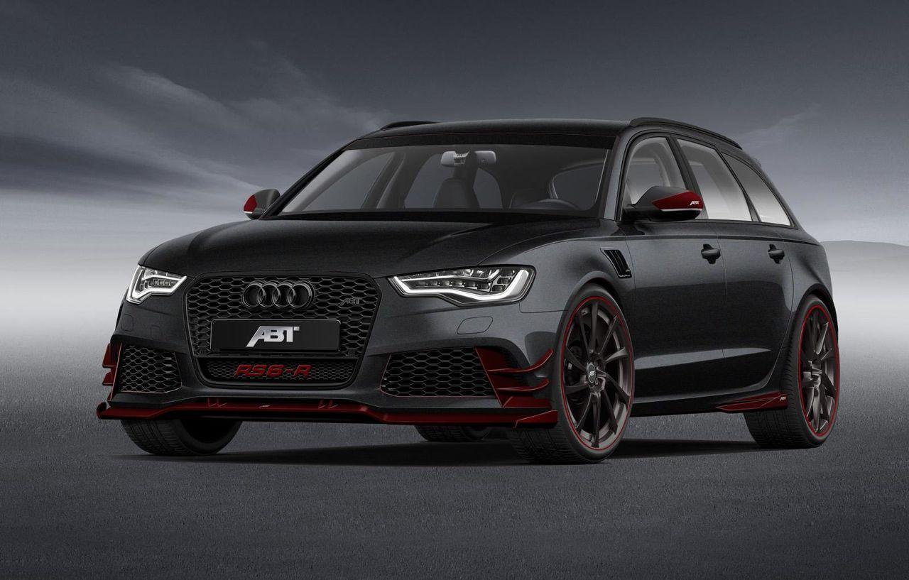 Abt Audi Rs6 R Front